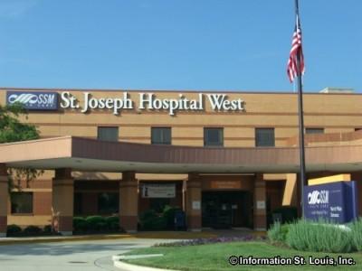 St. Joseph Hospital West