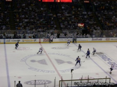 St Louis Blues Hockey