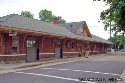 Washington Missouri Amtrak Station