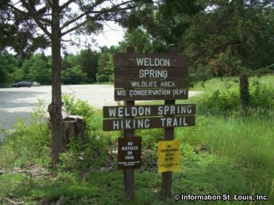 Weldon Spring Conservation Area