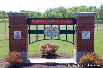 Whitey Herzog Field