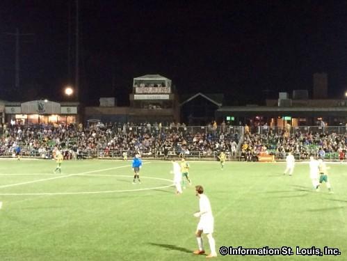 Saint Louis FC Soccer Team