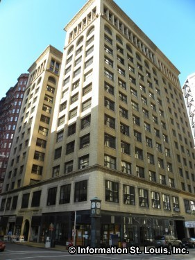 705 Olive Building in a City Landmark-Union Trust Company building, c. 1892