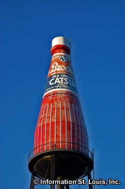 Brooks Catsup Bottle