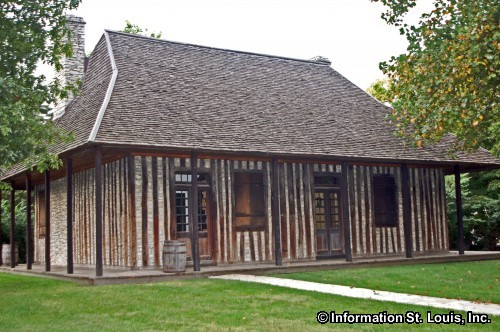Historic Cahokia Courthouse