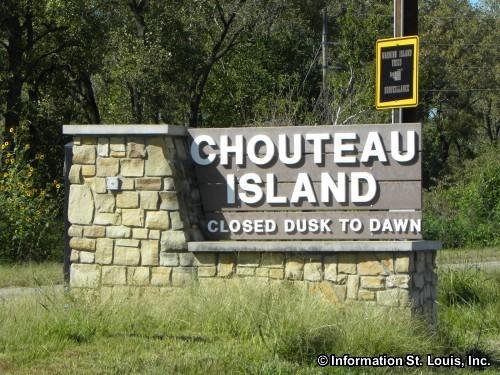 Chouteau Island