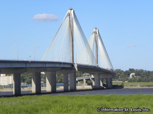 Clark Bridge - Alton Illinois