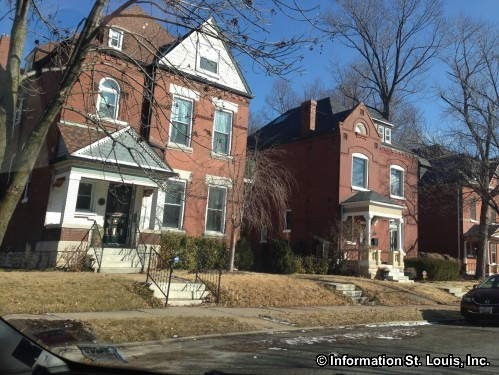 Compton Heights Neighborhood