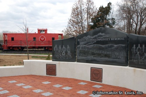 Railroad Workers Memorial in Jefferson County