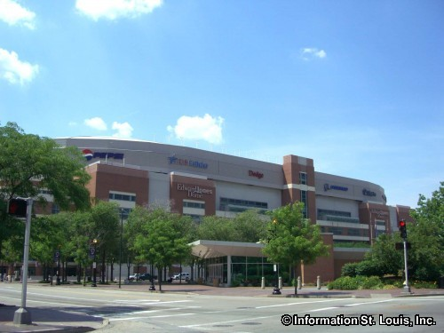 Edward Jones Dome-Home of the Rams
