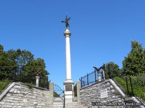 Elijah Lovejoy Monument