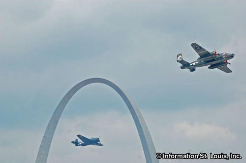 Fair Saint Louis Air Show