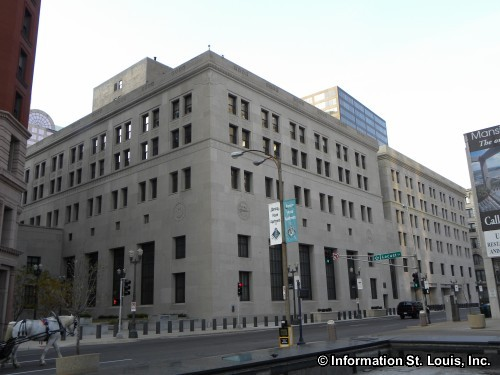 Federal Reserve Bank in St Louis