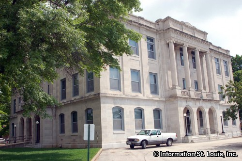 Franklin County Courthouse in Union MO