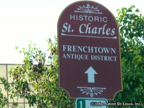 Historic Frenchtown St Charles