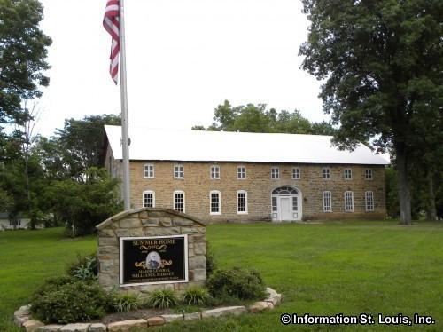 Harney Mansion in Sullivan Missouri