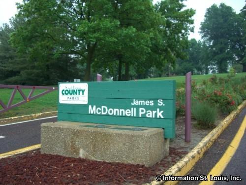 James S McDonnell Park