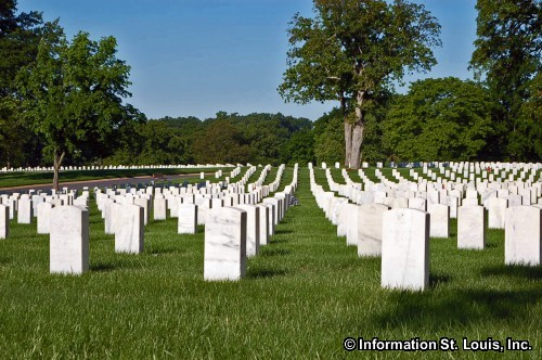 Jefferson Barracks Cemetery