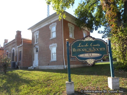 Lincoln County Historic Old Jail Museum