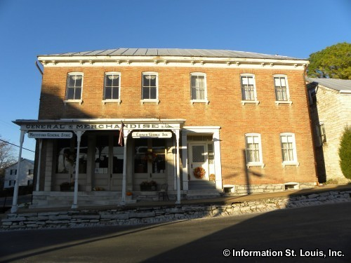 Historic Maeystown