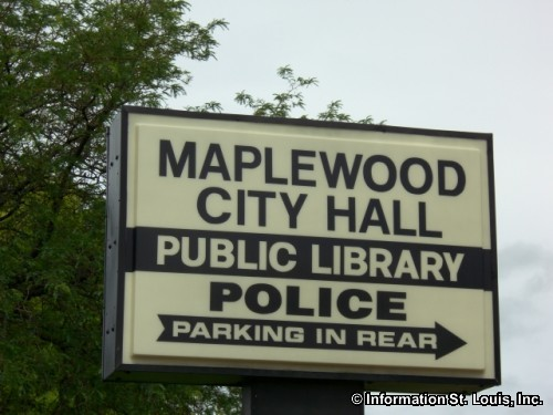 City Hall Maplewood Mo