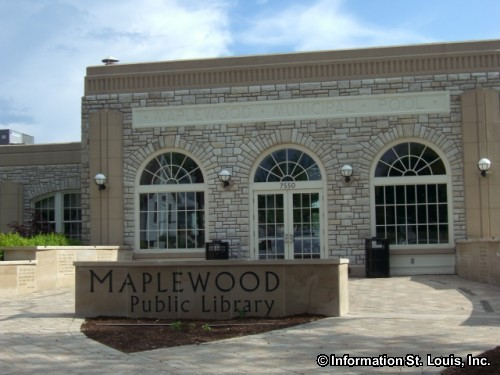 Maplewood Missouri library