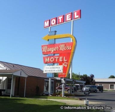 Munger Moss Motel-Route 66-Lebanon Missouri