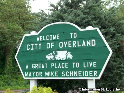 Overland Missouri City Hall