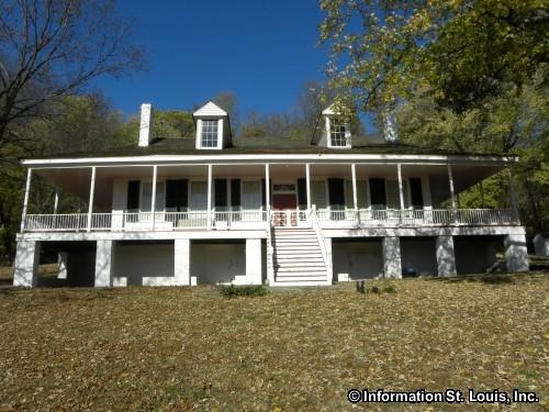 Pierre Menard Home Historic Site