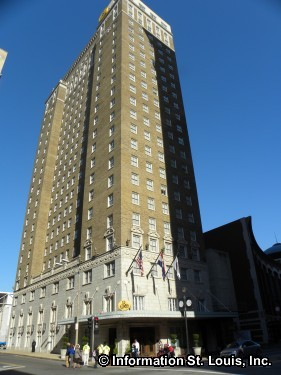 Renaissance Suites Hotel in the historic Lennox Hotel, NR, built 1929