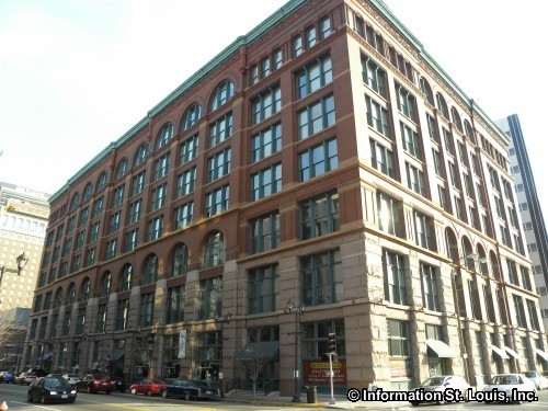 Rice-Stix Building (Merchandise Mart), NR, City Landmark, built 1888