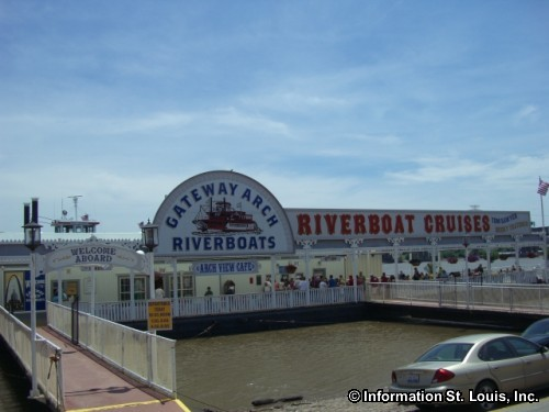 St Louis Riverboat Cruises