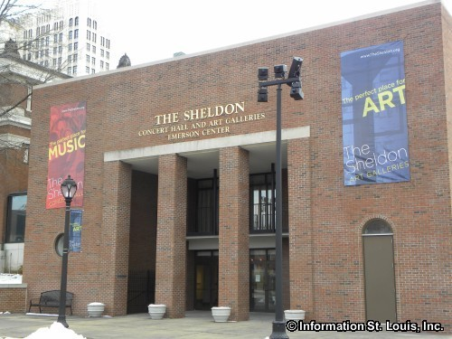The Sheldon Art Gallery