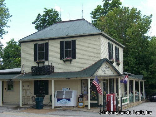 Historic Heads Store in St. Albans