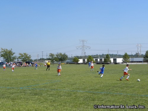 St Charles Soccer Complex