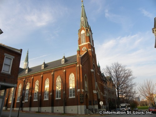 Saint John Nepomuk Catholic Church