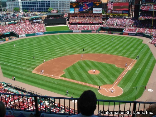Busch Stadium-Home of the St Louis Cardinals!