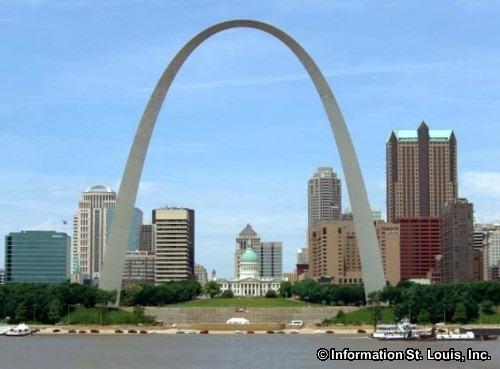 City of St Louis Missouri