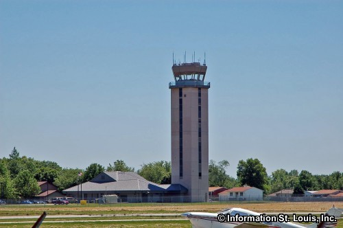 St Louis Downtown Airport in Cahokia IL