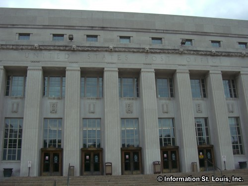 St Louis Downtown Post Office