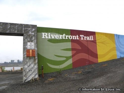 St. Louis Riverfront Trail