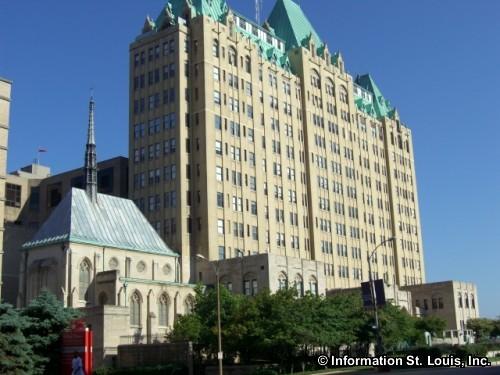 Saint Louis University Hospital