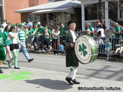 Dogtown St Patrick's Day Parade