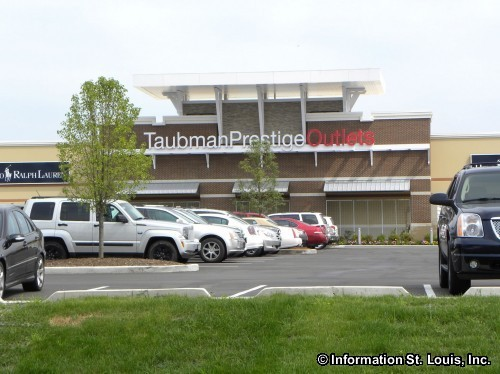 Taubman Prestige Outlet Mall