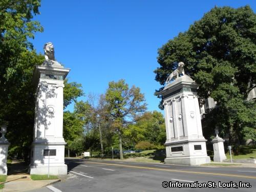 University City Gates