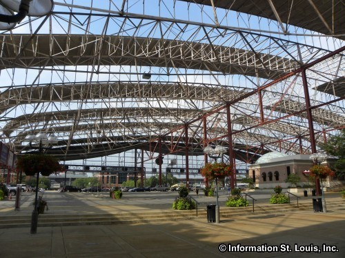 St Louis Union Station Trainshed