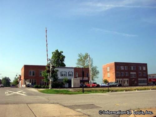 Wentzville Missouri  street view