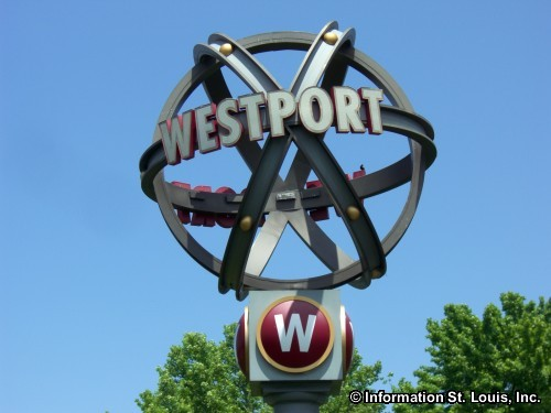 Westport Plaza Sign