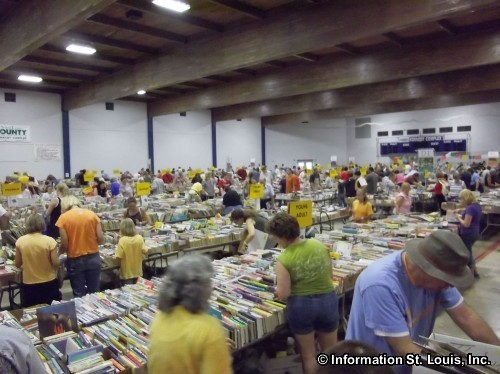 YMCA Bookfair