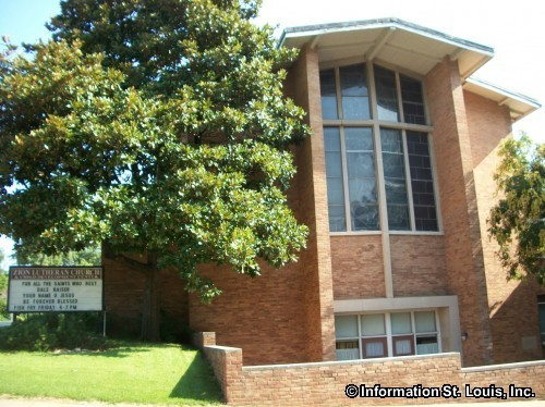 Zion Lutheran Church of Ferguson